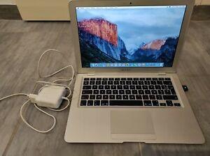 """Ordinateur portable Apple MacBook Air A1304 13"""" excellent état avec suite Office"""