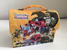Transformers Animated Tin Box