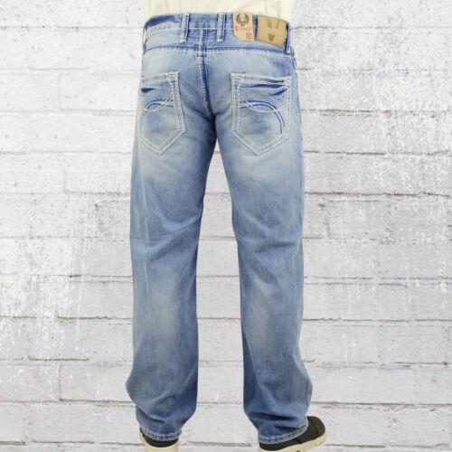Viazoni Jeans Uomini Pantaloni Hugo LIGHT BLU CHIARO JEANS UOMO Pantaloni Denim Pants Men /'s