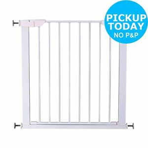 Cuggl Pressure Fit Safety Gate - White.