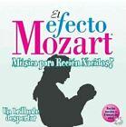 EFECTO Mozart Musica Para Recien Naci 0068478439425 by Don Campbell CD