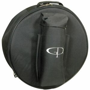 GP-Percussion-DB1455X-Padded-Backpack-Style-Snare-Drum-Bag-Black