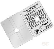 Best Glide Bgsn1381 Compact Emergency Signal Mirror
