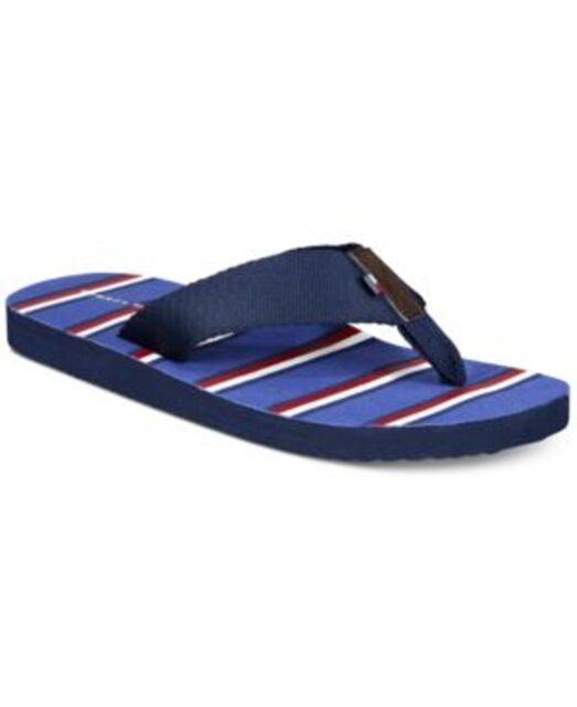 882c9e4da5a Tommy Hilfiger Skylar Flip Flop Sandals Mens Size Medium for sale ...