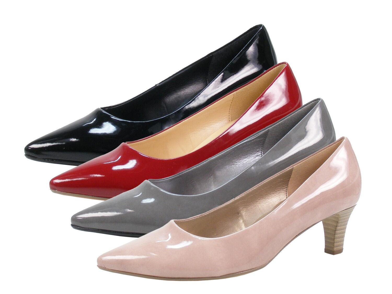 Gabor 91-350 Chaussures Femmes Escarpins Largeur F Peinture
