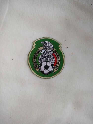 Mexico National Soccer Team Patch iron on embroidery New