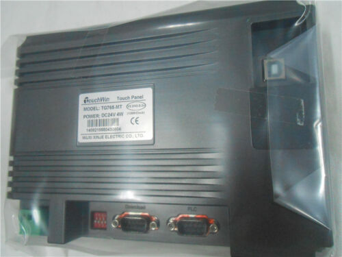 NEW HMI 7 Inch 800*480128MB ARM9 CPU 400MHZ XINJE TG765S-MT programming Cable