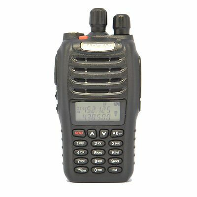 2 pcs Baofeng Dual Band VHF/ UHF 5W Walkie Talkie UV-B5 2 Way Radio Transceiver