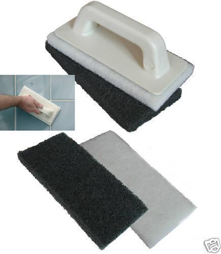RAIMONDI RA226 Finish Float /& Changeable Abrasive Pads