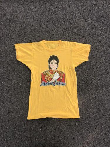 Vintage 1984 Michael Jackson T Shirt