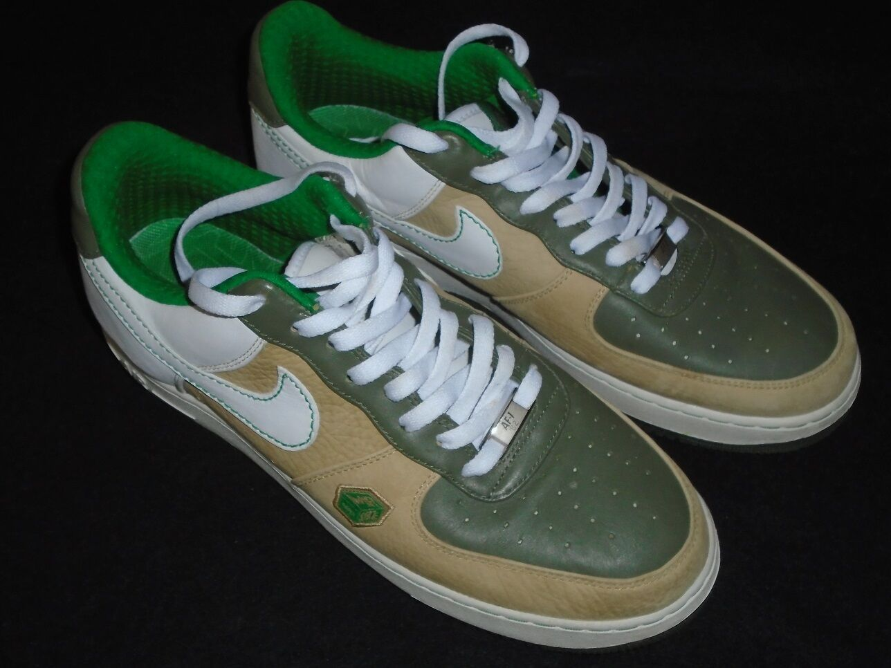 Nike Air Force 1 '07 Premium Mr. Shoe Cloverdale Baltimore Size 13 Pre-Owned