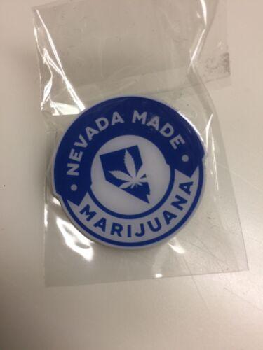 Cannabis. Marijuana Hat Pin.Las Vegas / Laughlin.  Nevada. Free Shipping.