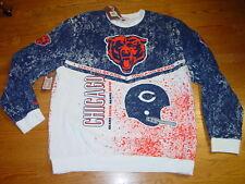 b68f6dbe Chicago Bears Mitchell & Ness Head Coach Crew Neck Sweatshirt XL for ...