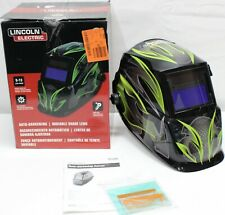 Lincoln Electric Auto Darkening Welding Helmet Galaxis Design