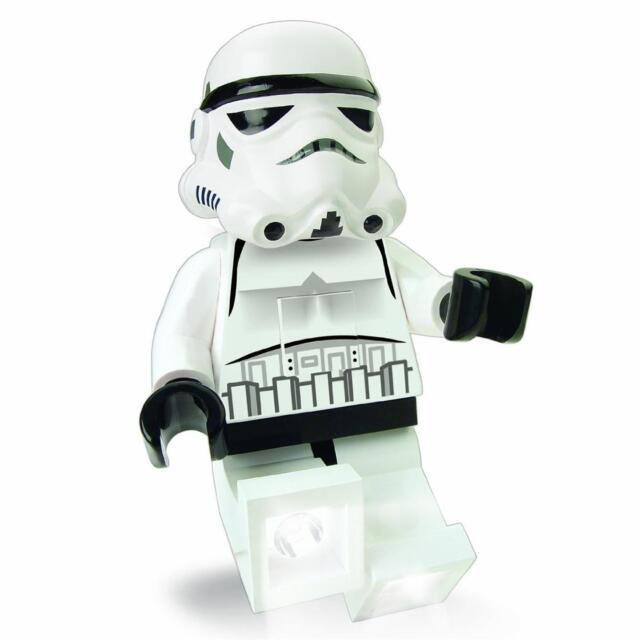 Star Wars LEGO Night Light//Lamp//Torch New-Official! Boba,Yoda,Darth /& Trooper