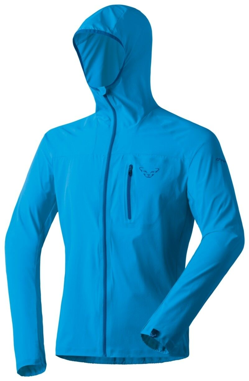 Nuevo Dynafit Trail Dst Softshell Azul Hombre Grande Cazadora Shell Jacket Ret