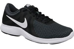 Nike Revolution 4 Aj3490 001 Herren SCHUHE Laufschuhe schwarz