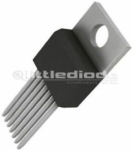 Infineon-TLE52062SAKSA1-BLDC-DC-Motor-Driver-40-V-5A-7-Pin-TO-220