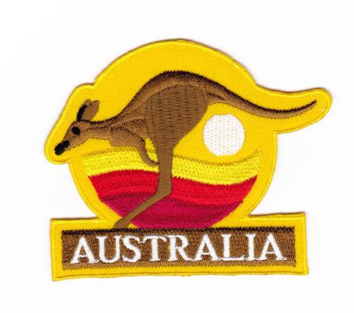 Ak26 Australia Australia sol canguro Patch perchas imagen aufbügler Patch