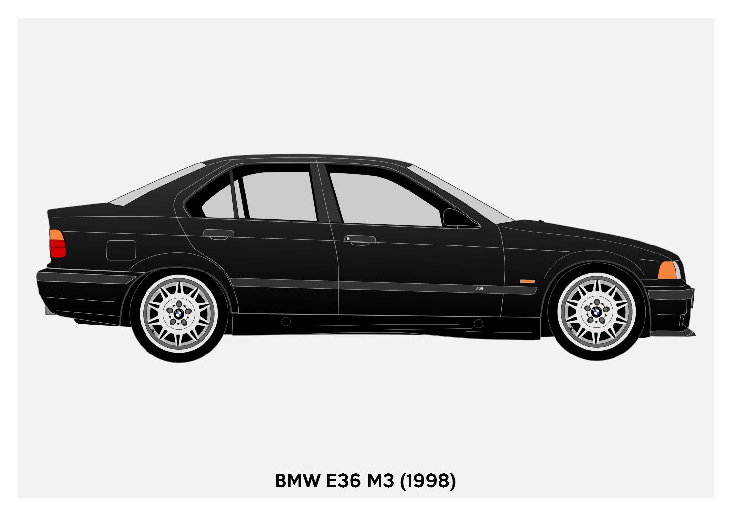 AB100 BMW M4 MOTOGP SAFETY CAR CAR POSTER Photo Poster Print Art * All Sizes