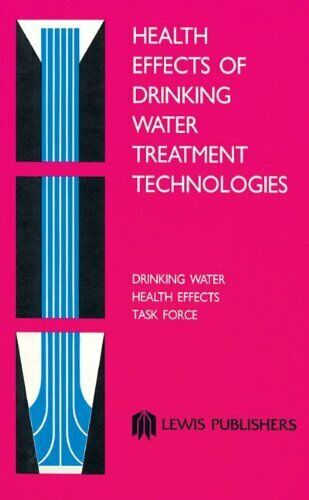 Health Effects of Drinking Water Contaminants By Edward J. Calabrese
