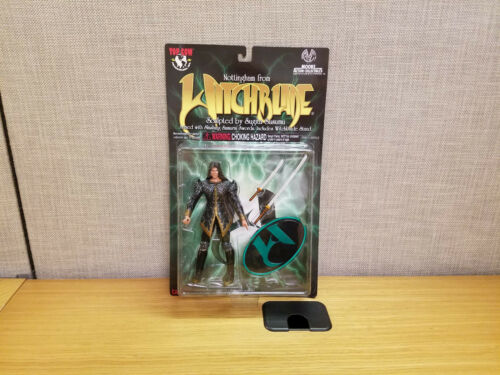 New! Moore Action Collectibles Witchblade Nottingham action figure
