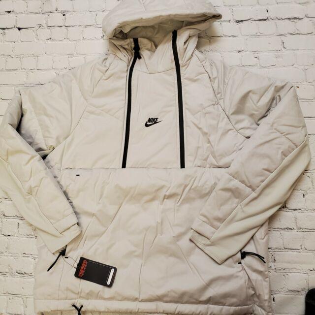 Nike Sportswear Tech Pack Jacket Anorak Light Bone Xl 928885072 For Sale Online Ebay