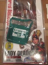 Marvel Lady Deadpool Bishoujo Kotobukiya SDCC 2016 Store Exclusive NEW