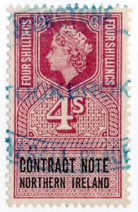 I-B-Elizabeth-II-Revenue-Contract-Note-Northern-Ireland-4