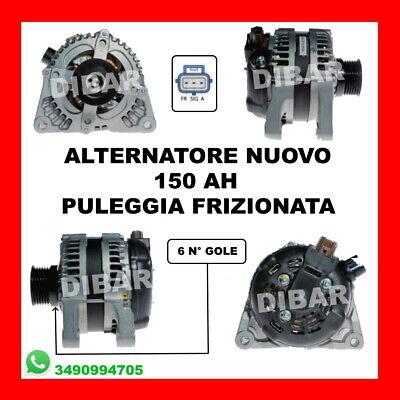ALTERNATORE FORD KUGA II 2.0 TDCI DIESEL DAL 2008 100KW 136CV CODICE 3M5T10300PC