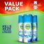 Dettol-All-in-One-Disinfectant-Spray-Crisp-Linen-400-ml-Pack-of-3 thumbnail 1