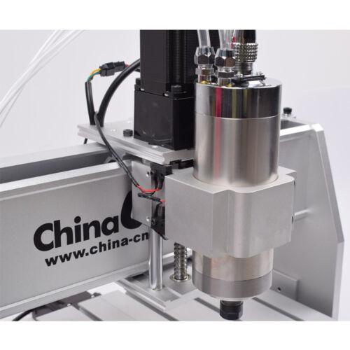 CNC 3040Z-DQ 4-axis Router 800W Engraving Mach 3 USB Cutting Engraver Machine