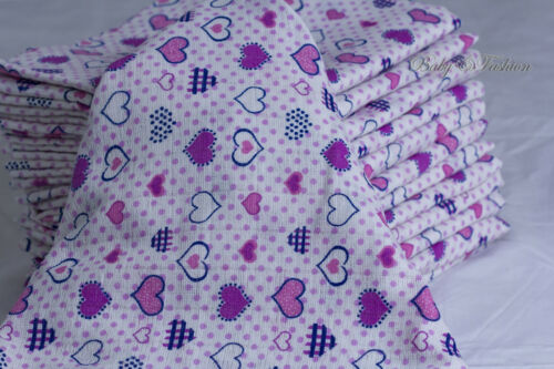 Baby Muslin Squares 100/% Cotton