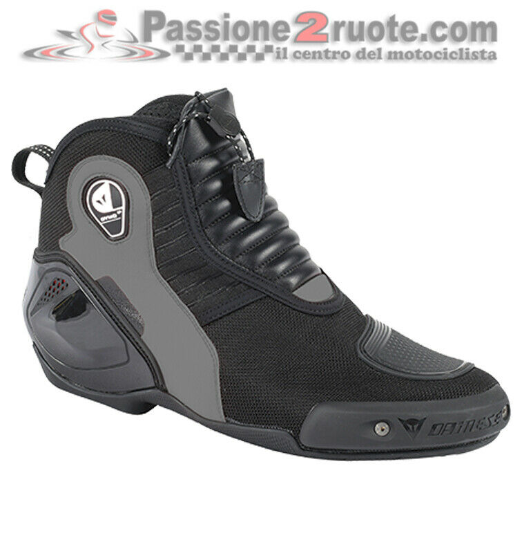 Schuhe Motorrad sport touring Naked corsa racing Dainese Dyno D1 schwarz
