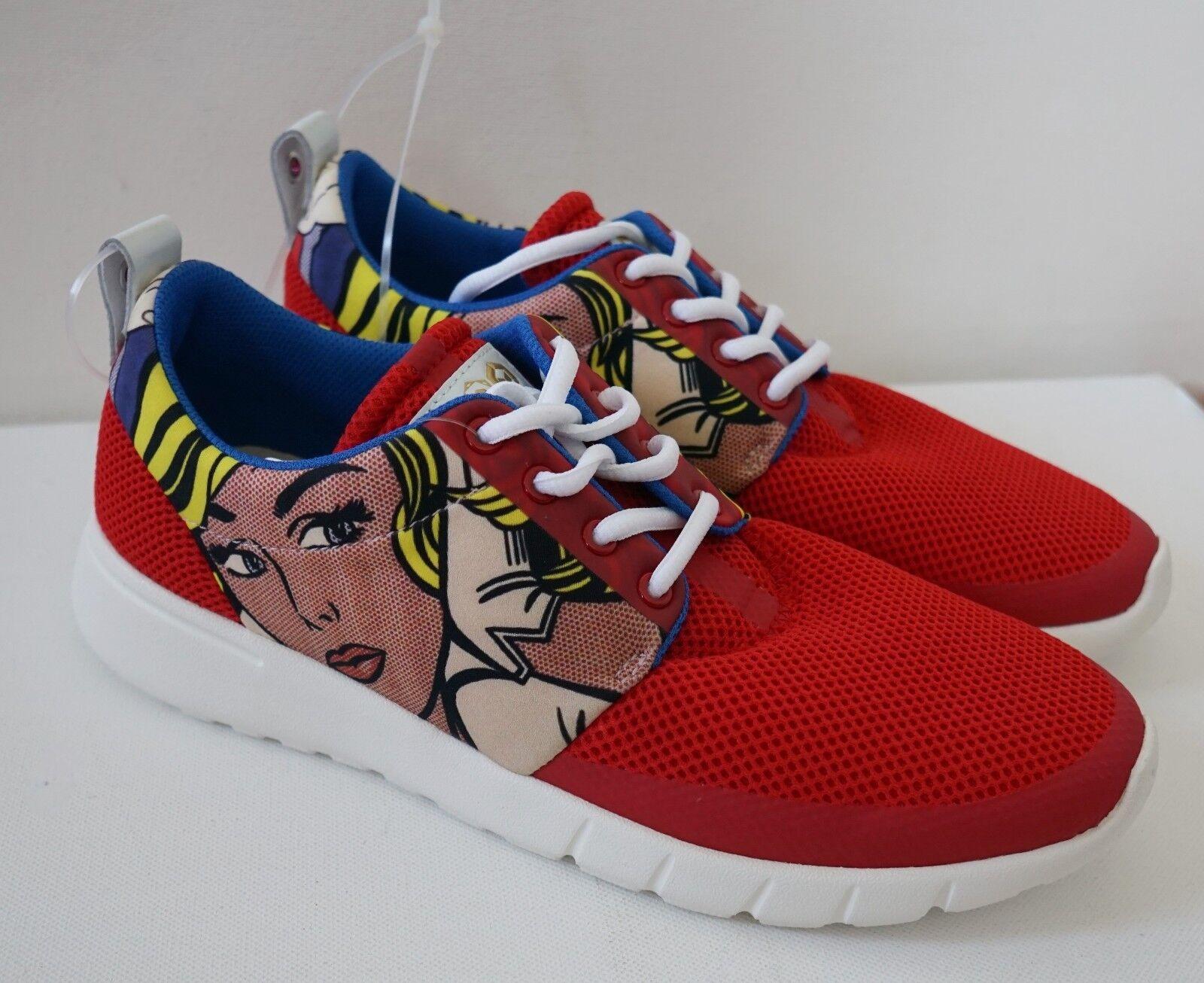 MOA MASTER OF ARTS Multi-Colored Fashion Scarpe da Ginnastica Scarpe EUR-40/US-7 EUR-41/US-8
