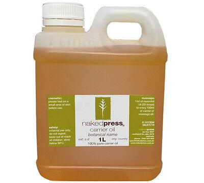 ARGAN OIL - 100% ORGANIC - 1L