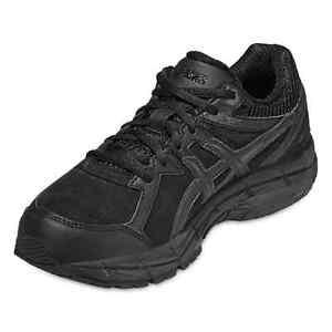 Details zu Asics Gt Walker Damen Walkingschuhe schwarz Q55NK 9090