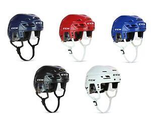 df83c855f43 CCM Tacks 310 Hockey Helmet! Small Medium Large Black Navy White Red ...