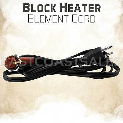 Aftermarket Block Heater Cord Cable 95-16 Ford 6.0 6.4 7.3 Powerstroke Diesel