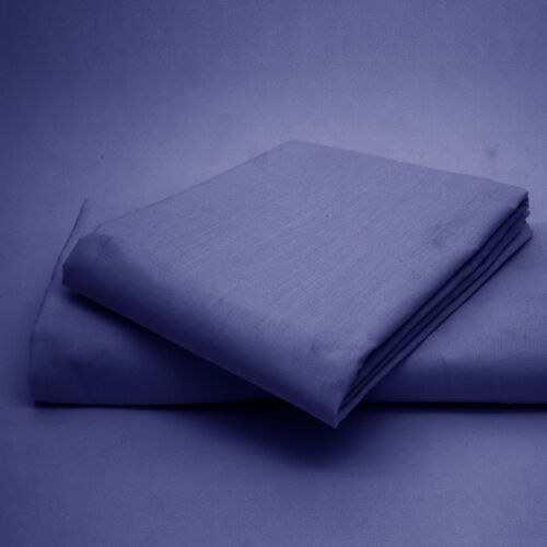 Superking in many colours King Percale Fitted Sheet Single Double