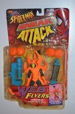 017 Spider-Man Sneak Attack Web Flyers Hobgoblin action figure - Spiderman