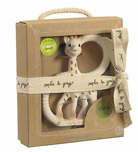 Sophie-The-Giraffe-So-Pure-Baby-Teether-ring-in-Gift-Box
