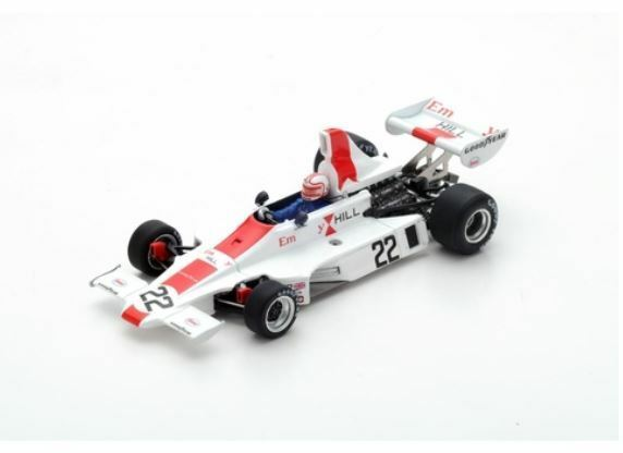 Hill GH1 - Alan Jones - British  GP 1975  22 - Spark  vente en ligne