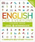 English for Everyone: Level 3: Intermediate, Course Book by DK (Paperback / softback, 2016)