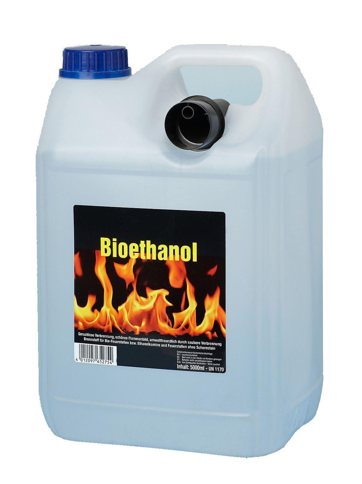 bioethanol 15 l f r gelkamin ethanol kamin ofen heizung brennpaste tischfeuer ebay. Black Bedroom Furniture Sets. Home Design Ideas