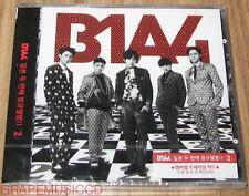 B1A4 JAPAN 2ND ALBUM K-POP CD + PHOTOCARD SEALED