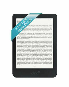 TOLINO shine 3 eBook Reader schwarz *OVP*