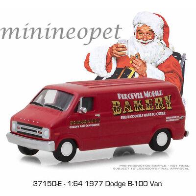 1977 /'77 DODGE B100 VAN NORMAN ROCKWELL GREENLIGHT DIECAST 2018