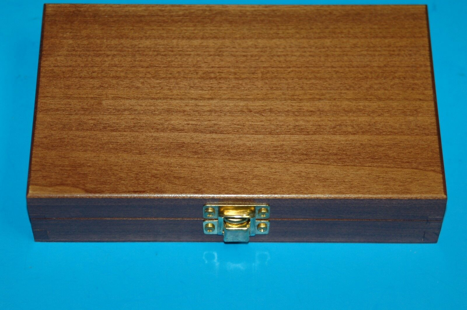 10 Wooden Decorative Trinket Jewelry Storage Boxes