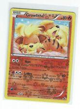 Legendary Treasures Growlithe RC4/RC25 HOLO Pokemon Card